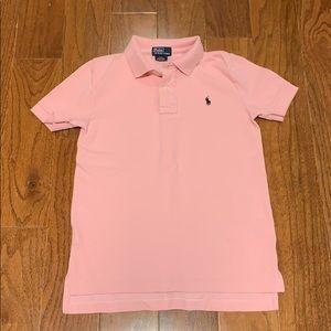 GUC Polo pink shirt